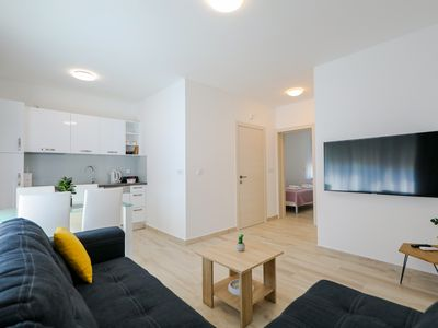 Photo for Sandy Beach Apartment No 2