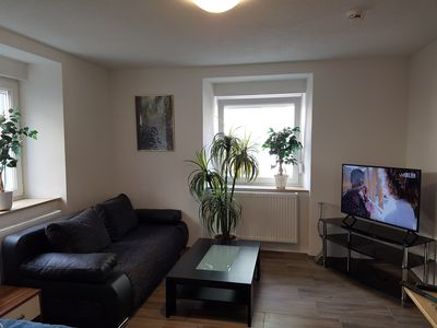 Photo for Holiday apartment near Rehazentrum. Central location
