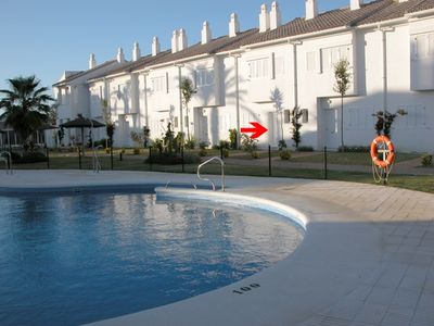 Photo for Luxury Townhouse in La Quinta Golf Arce (4 adults + 2 children) Fully equipped