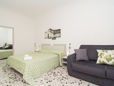 Photo for Apartment A Casa e' Mammà in Sorrento - 2 persons, 1 bedrooms