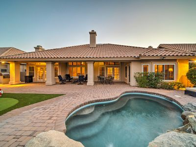Photo for Grand Home w/Private Pool on Foothills Golf Course