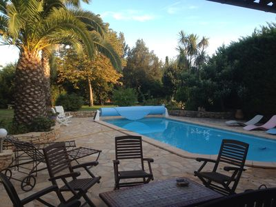 Photo for MAGNIFICENT VILLA 6 PEOPLE WITH POOL