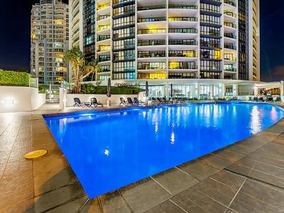 Photo for Sierra Grand 3 Bedrooms 2 Bathrooms Broadbeach