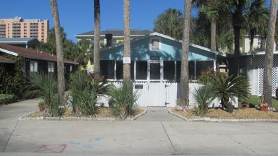 Photo for Featured on Sweet Retreats TV Show! Awesome Beach Cottage, Steps To The Ocean