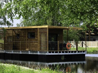 Photo for Domaine du Lieu Dieu - Floating House 3 Rooms 5 People