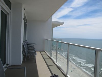 Photo for Ocean Front Suite - Ocean 22 (Myrtle Beach)  July 4th -  July 11th Dates Only