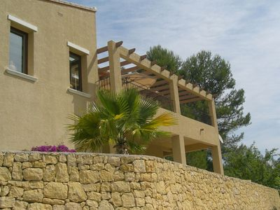 Photo for Beautiful modern styled finca