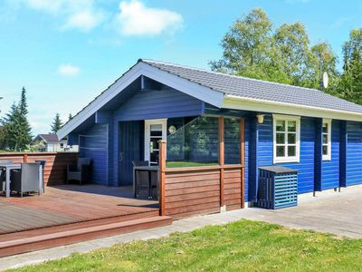 Photo for Cozy holiday Holiday Home near Bindslev with free wifi