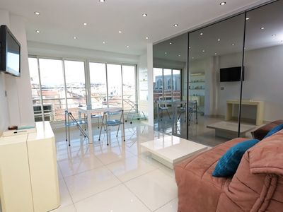 Photo for Apartment in the center of Cannes with Lift, Internet, Washing machine, Air conditioning (748713)