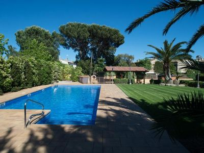 Photo for One bedroom Apartment, sleeps 2 in Calella de Palafrugell with Pool