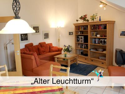 Photo for Stylish in Lindau, top floor with balcony and great views of the lake and mountains.
