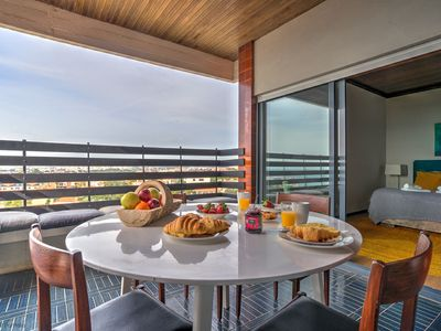Photo for Atlantic and Sintra View 2 BR apart, sleeps 5 - near Cascais