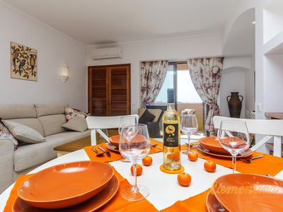 Photo for Cozy Clementina Apartment In Central Albufeira, Close To Old Town
