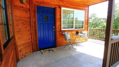 Photo for Newly revovated Cottage on the outside and contemporary updates on the inside.