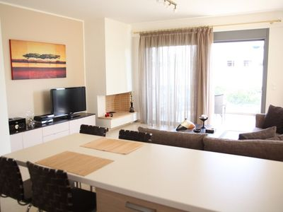 Photo for Exclusive 2 Bedroom Apartment in Glyfada, Athens