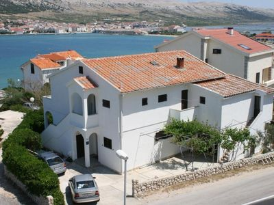 Photo for Studio appartment in Pag (Pag) capacity 0+2