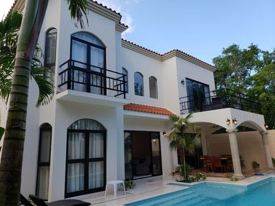 Photo for My peaceful villa with private pool up to 8ppl