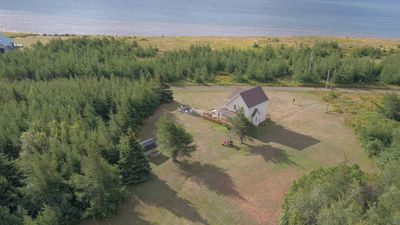 Malpeque Bay - a short walk from your front yard.