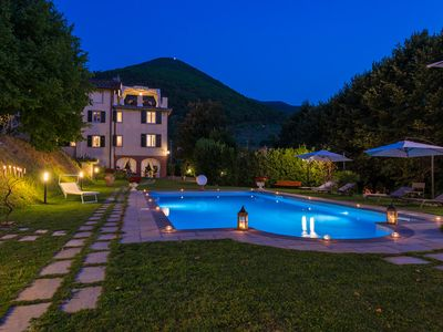 Photo for Villa Brancoli, Countryside Lucchese - 10pax