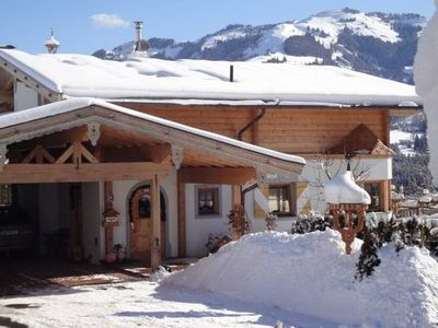 Photo for Private hot tub and sauna after skiing - free wireless internet