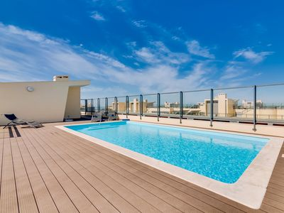 Photo for Ria House-Beautiful apartment with pool
