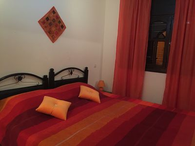 Photo for Apartment with sea view in Aourir, Full Amenities and WiFi