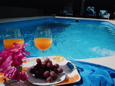 Photo for Beautiful house with pool in the center of Soller