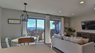 Photo for BIG Gulf Views, King Bed-Immaculate! Close to Beach & Pool