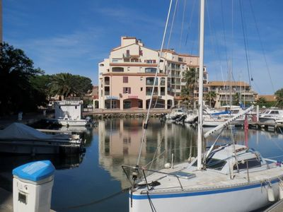 Photo for 1 bedroom apartment for rent in Canet Plage (Languedoc-Roussillon)