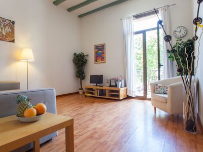 Photo for Great apartment nearby the harbour of Barcelona