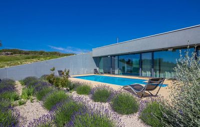 Modern luxury Villa - energy independent, panoramic sea view, peaceful, full privacy - 1