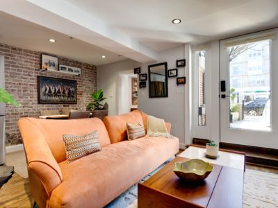 Photo for 2 Bed oasis in NW DC