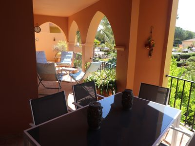 Photo for JARDIM DA MEIA PRAIA 4 * ALL COMFORT AIR CONDITIONING 6 PERS