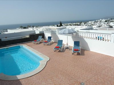 Photo for Casa De Salamo Seis - Great 2 bedroom family villa - Similar units available for larger groups