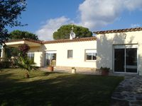 Lovely villa, very family friendly. Peaceful setting, but only a short drive from beaches & towns