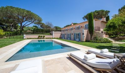 Photo for Luxury 7 Bedroom Villa on the outskirts of St Tropez