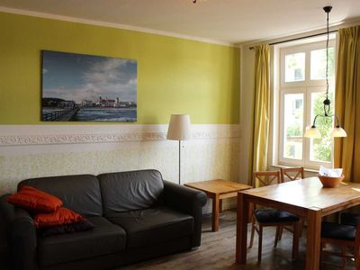 Photo for 2 rooms up to 4 persons - Villa Sanssouci in Binz - Spa style villa at a fair price