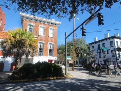 Photo for Gorgeous 1872 Savannah vacation rental w/ pool table off Oglethorpe Square