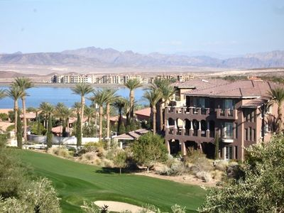 Photo for Touch of Class-2BR Lake Las Vegas Villa Specials