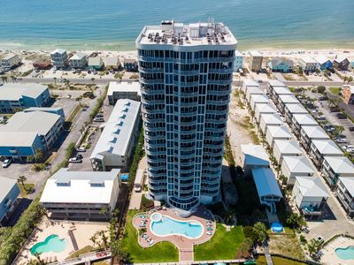 Photo for *$*Million Dollar Views*$* Luxury condo sleeps 10, Beach and Pool Access!