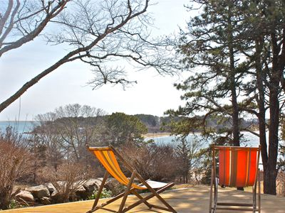 Photo for Private Beach on Pleasant Bay, 10 mins to Chatham/Orleans, overlooking Nauset