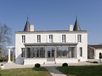 Photo for Château life in the vineyards of Bordeaux