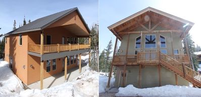 Photo for Sleep 50++ in Two Luxury Cabins side by side~ lots of parking, private location!