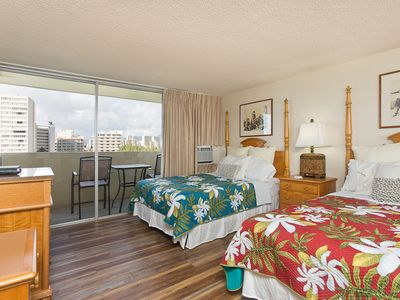 Photo for Recently Updated, Diamond Head Studio w/ Gr8 Ocean Views