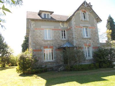 Photo for Detached house in the village of Siran (Cantal) Villa of 140 m²