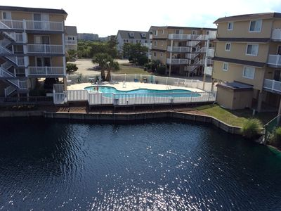 3 BR Beach condo 4D with great amenities