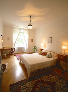 Photo for Lovely, Quiet and Charming Apartment in the Heart of Prague