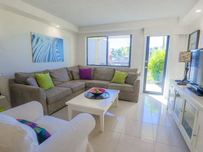 Photo for Cozy Apartment with Water View close to the Beach #109