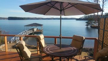 Best Private Long Distance View On Lake Keowee