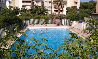 Photo for 1BR Apartment Vacation Rental in SANARY SUR MER